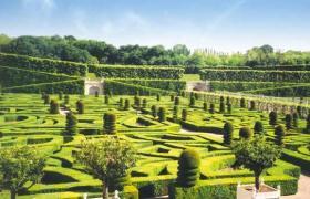 欧美园林景观PPT模板