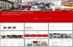 设计公司使用的ppt模板下载