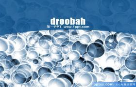 化学气泡PPT模板下载下载