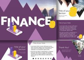 金融财务模板